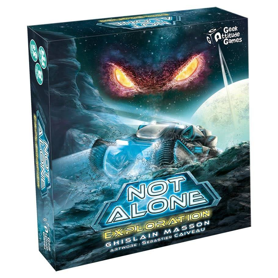 Not Alone: Exploration FR