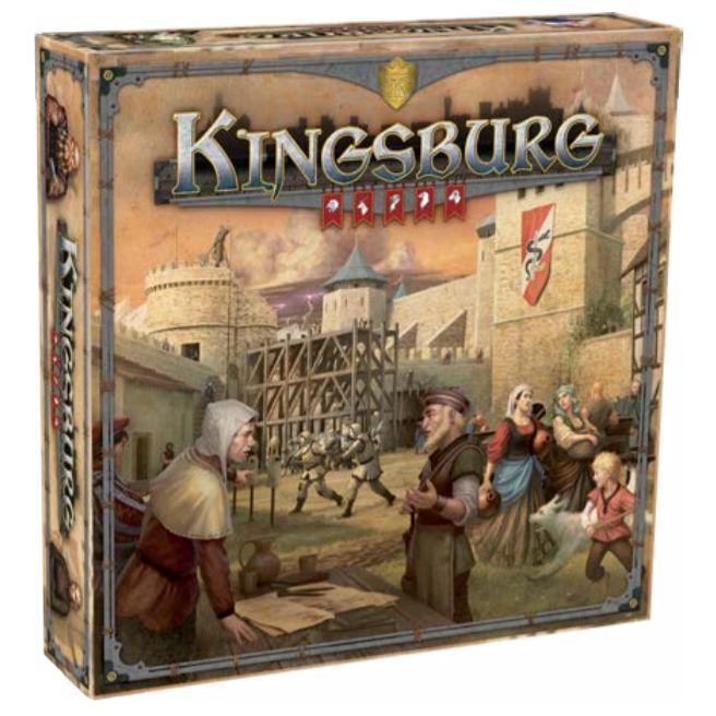 Kingsburg (New Edition) FR