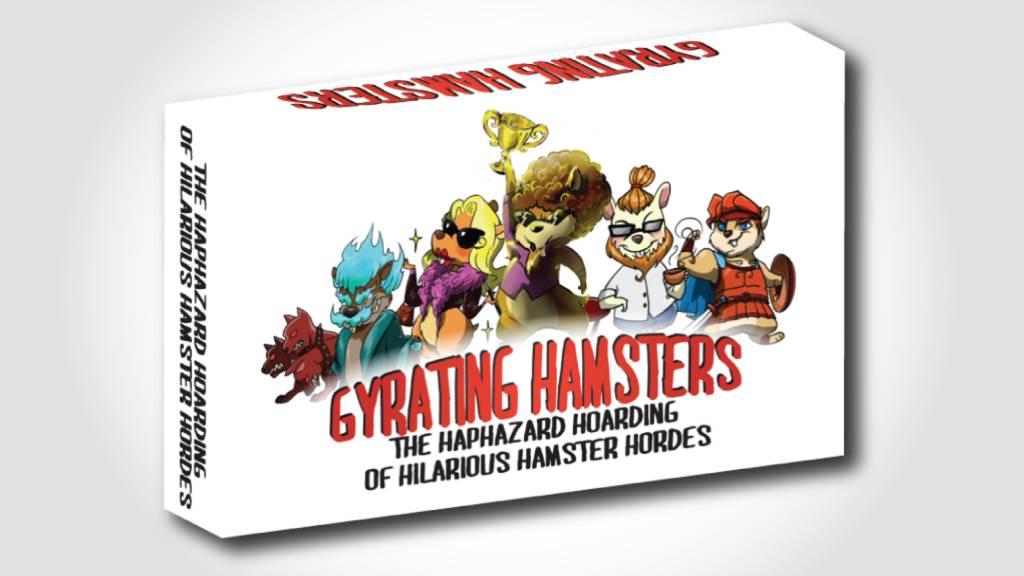 Gyrating Hamsters - Original Edition