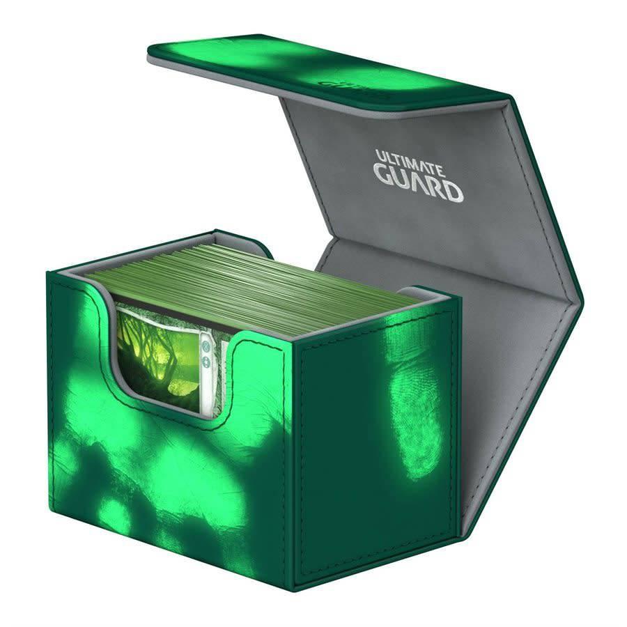 Sidewinder Chromiaskin 80+ Green