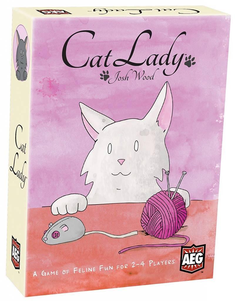 Cat Lady (EN)