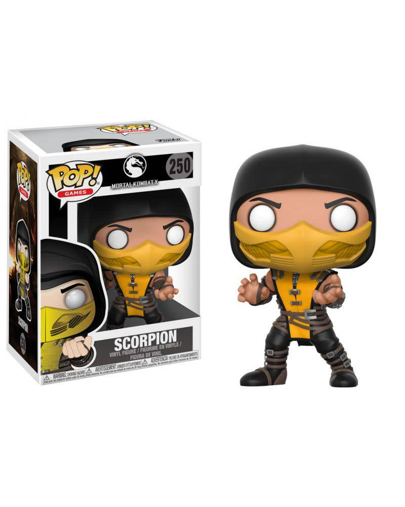 Pop! Mortal Kombat - Scorpion