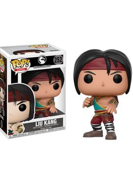 Pop! Mortal Kombat - Liu Kang