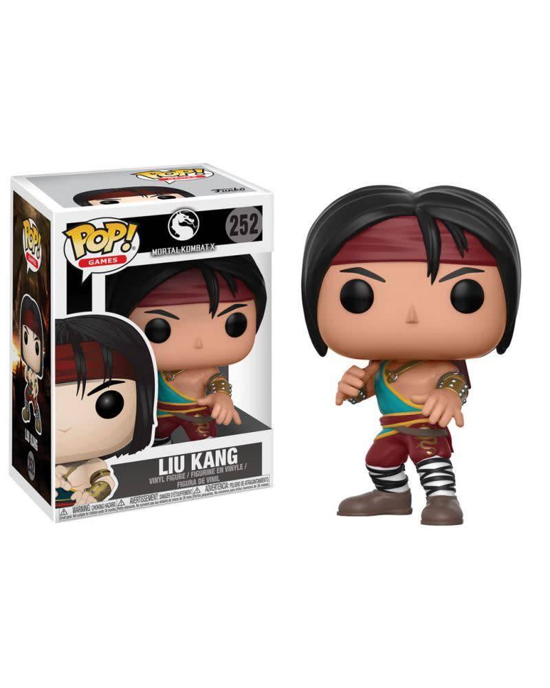 Pop! Mortal Kombat - Liu Kang