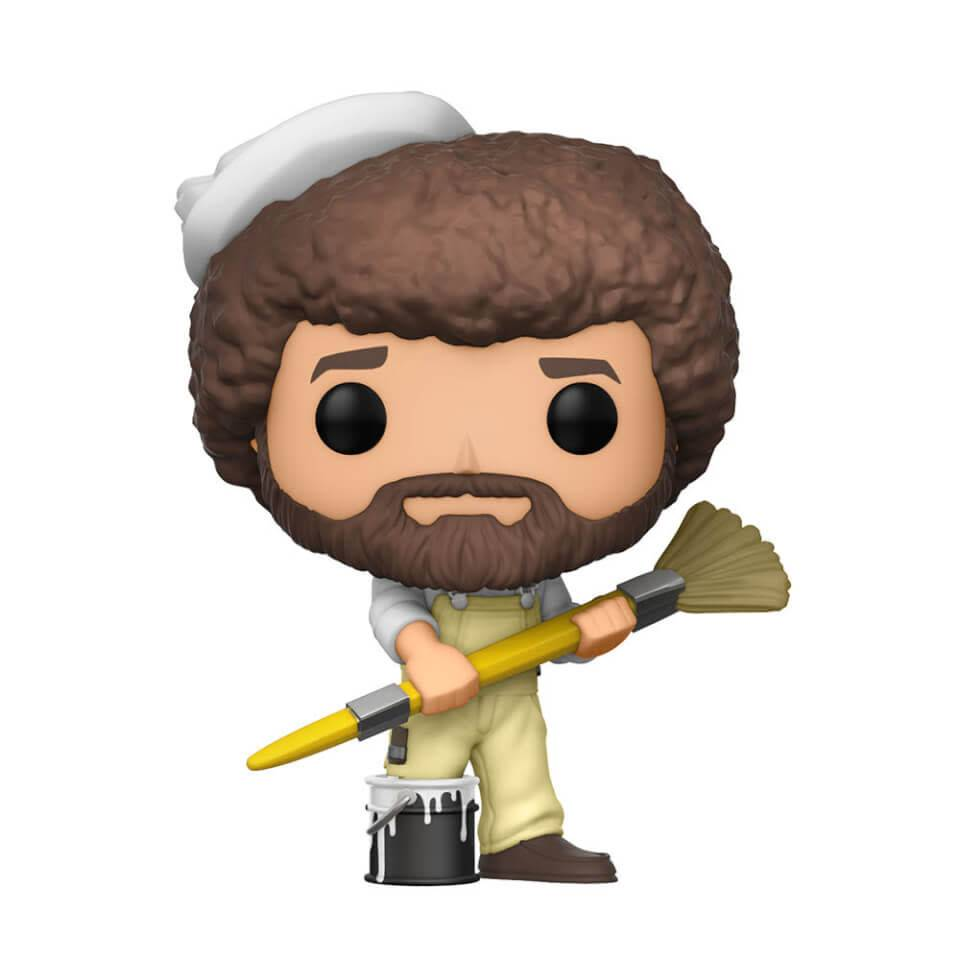 POP! Television : Bob Ross with Overalls