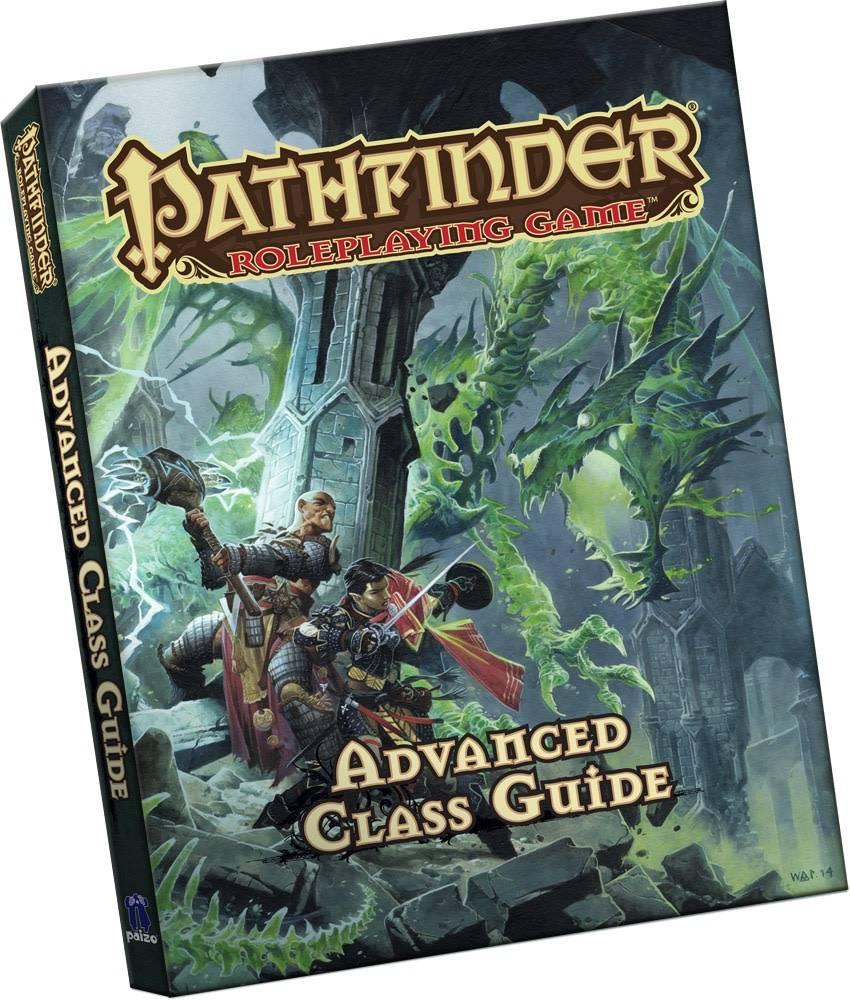 Pathfinder: Advanced Class Guide Pocket Edition