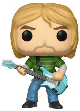 Pop Music Kurt Cobain