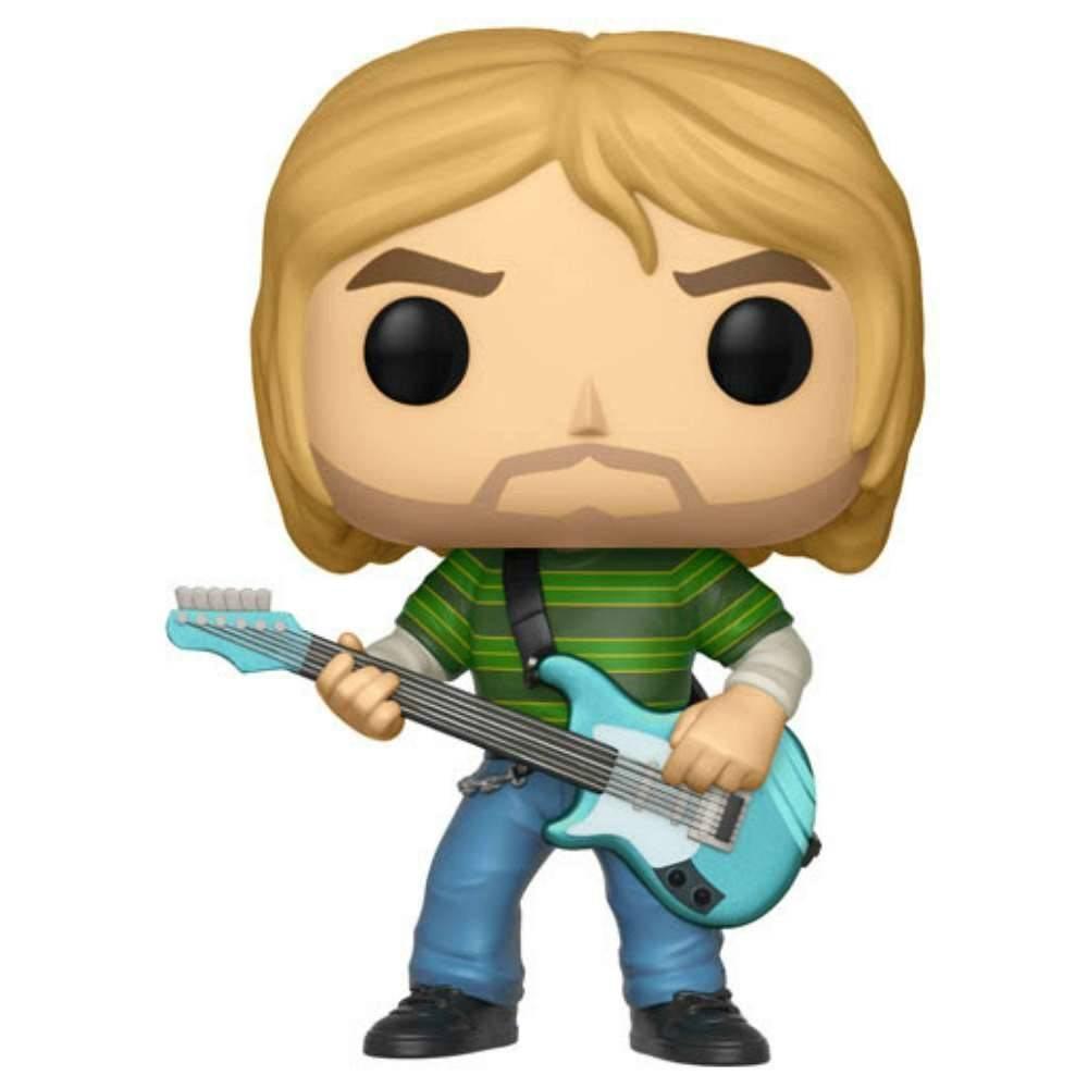 Pop Music Kurt Cobain