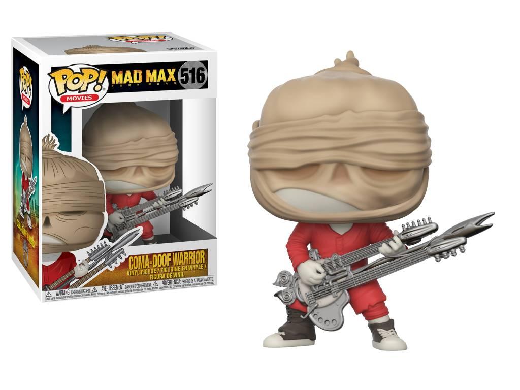Pop Mad Max Coma-Doof