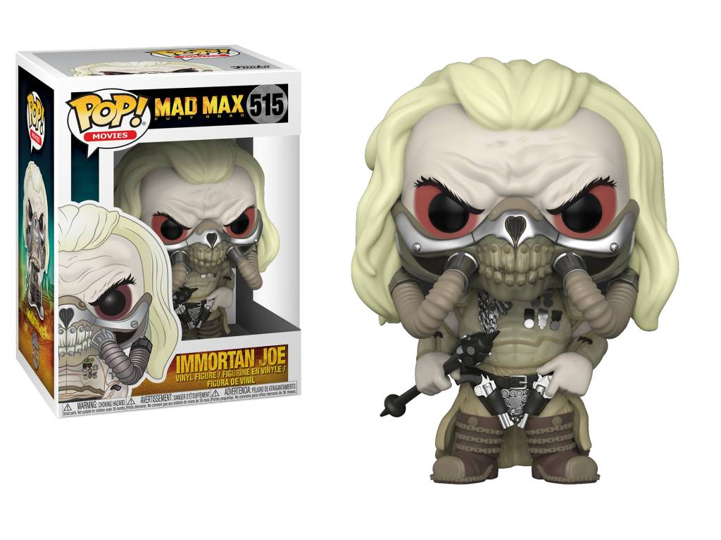 Pop Mad Max Immortan Joe
