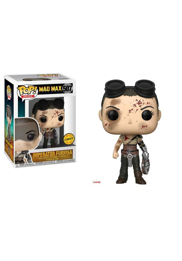 Pop Mad Max Furiosa Chase
