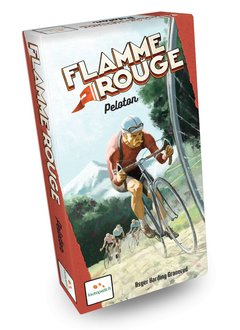Flamme Rouge : Peloton