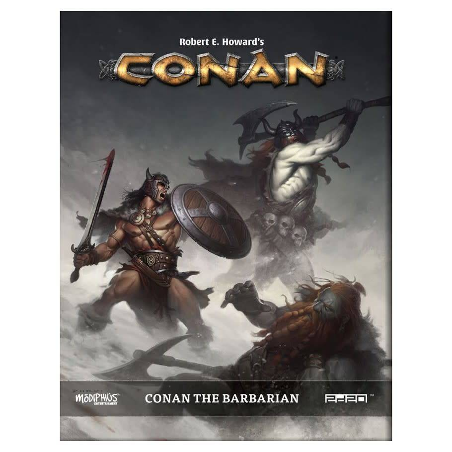 Conan: The Barbarian RPG (HC)