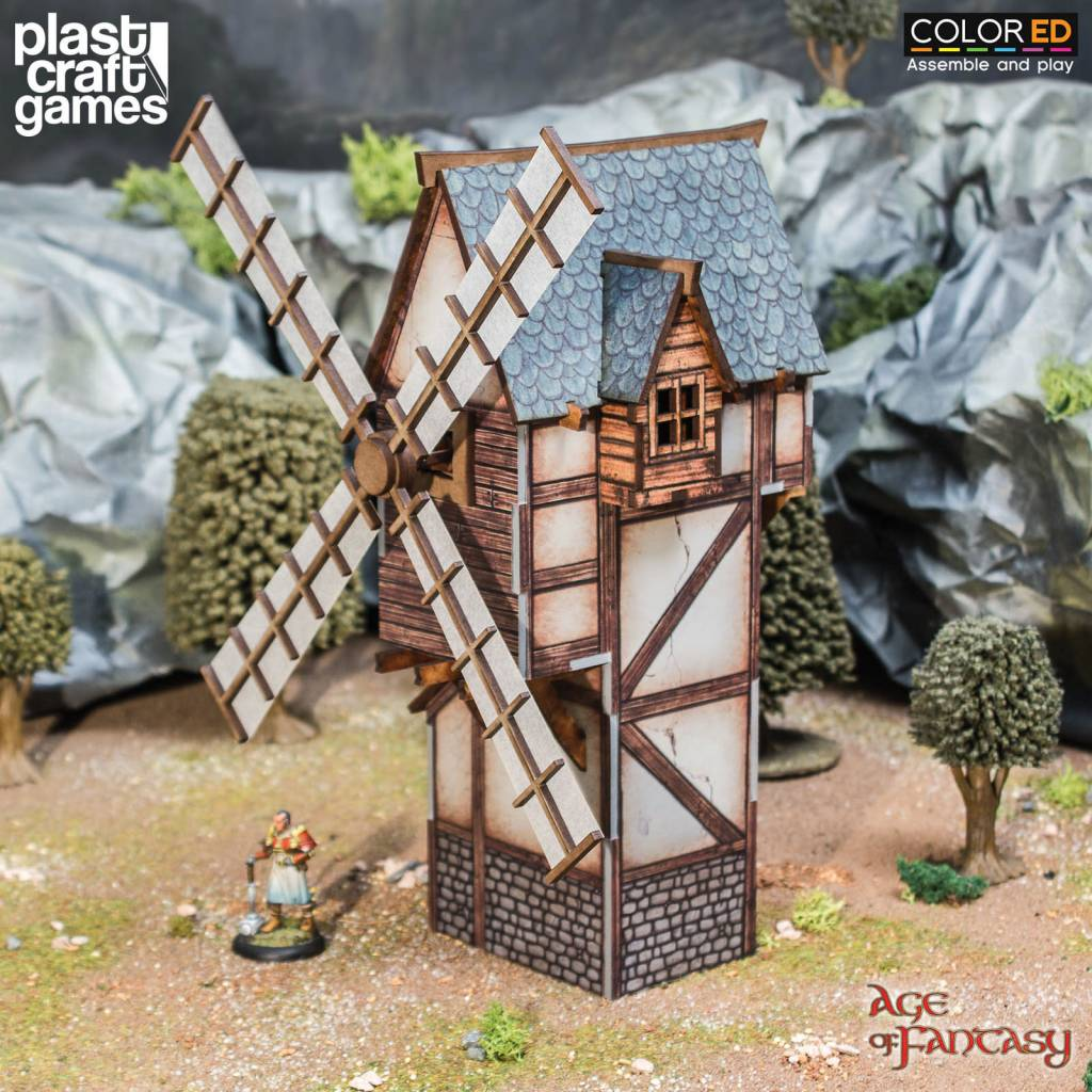 Age of Fantasy - Old Man's Windmill