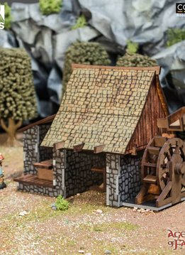 Age of Fantasy - Lumber Mill