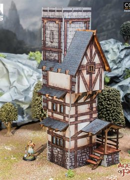 Age of Fantasy - Scholar's Tower