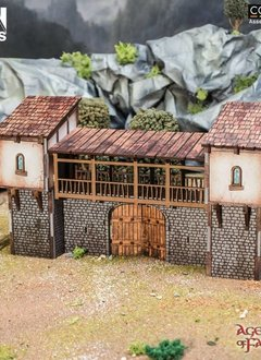 Age of Fantasy - Blackfall Gates
