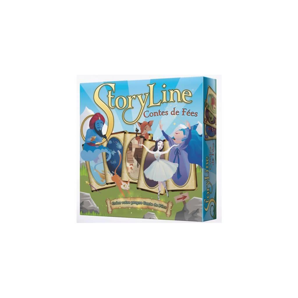 Storyline: Contes de Fees
