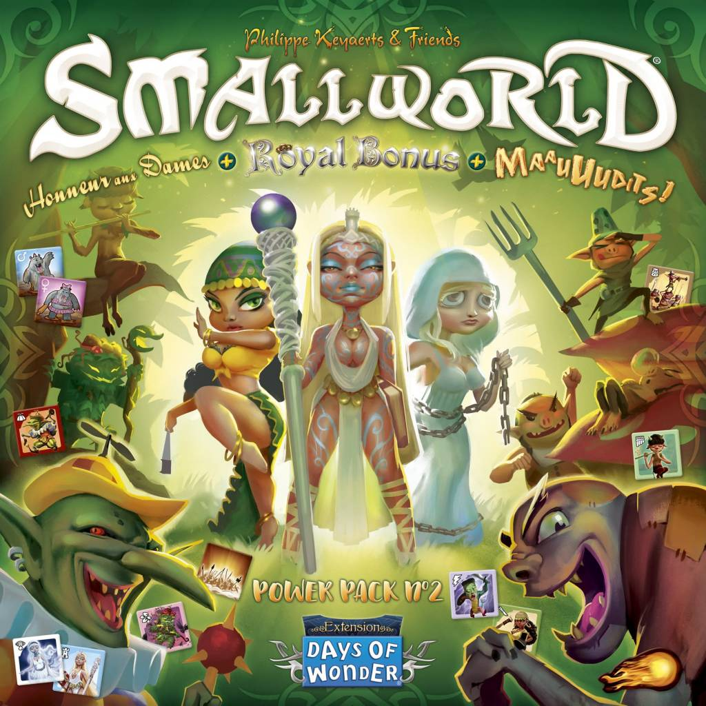 Smallworld Power Pack 2