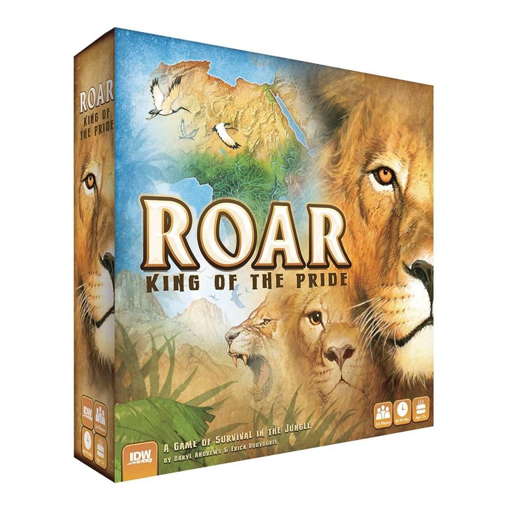 Roar King of the Pride