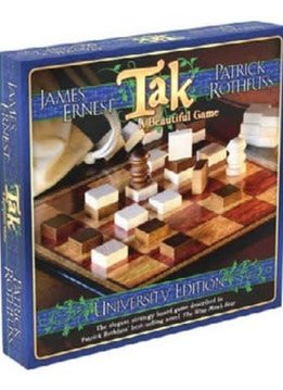 Tak: a Beautiful Game University Ed.
