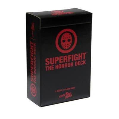 Superfight: The Horror Deck