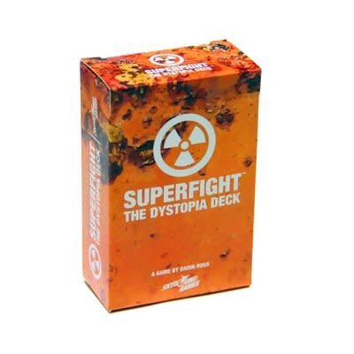 Superfight: The Dystopia Deck (Post-Apocalyptic)