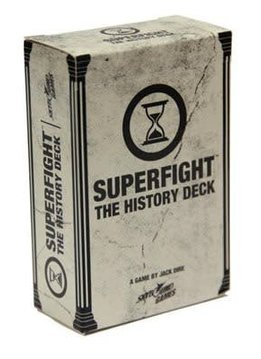 Superfight: The History Deck