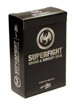Superfight: The Sword & Sorcery Deck
