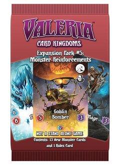 Valeria EXP 5 Monster Reinforcements