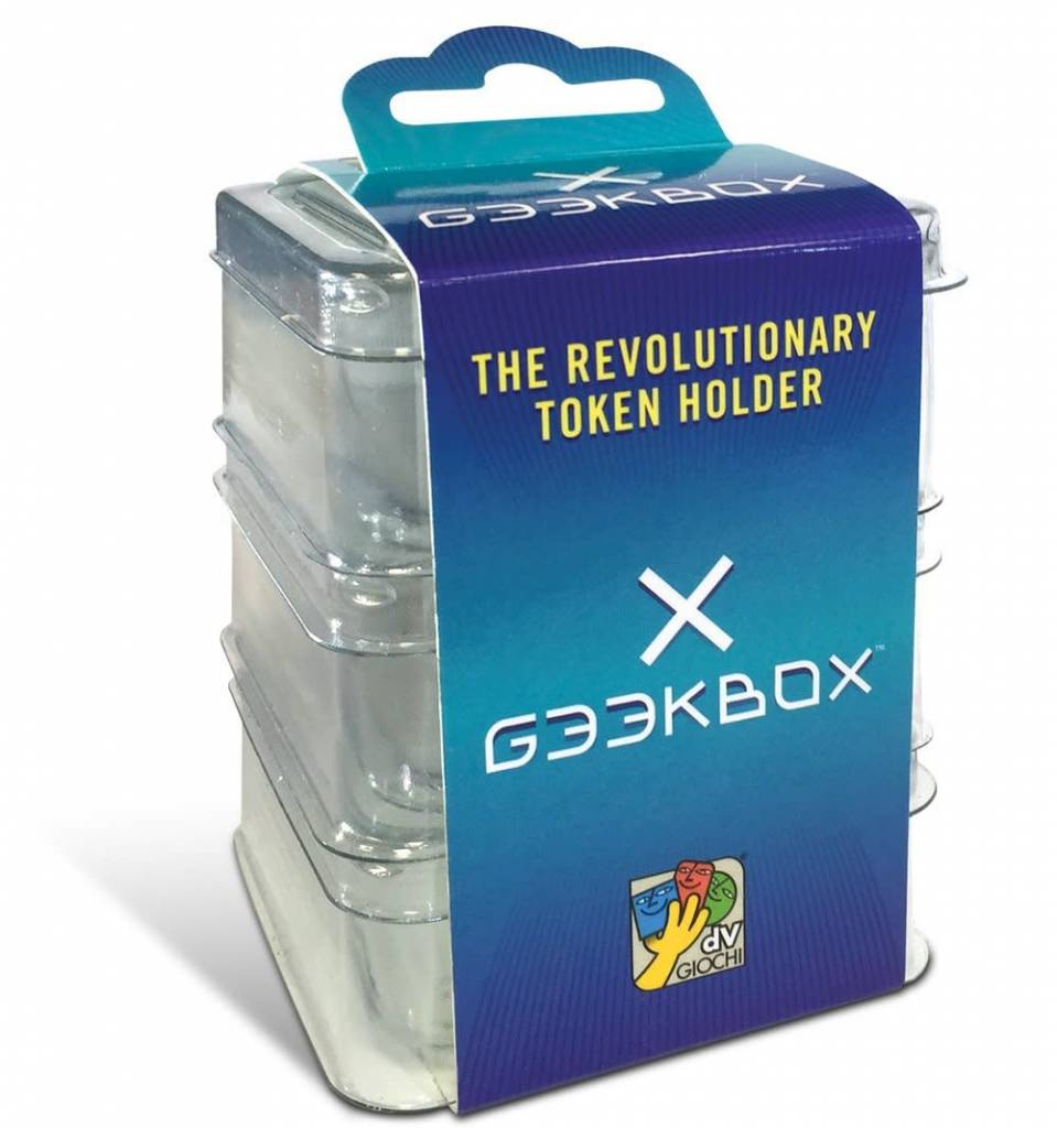 Geek Box Token Holder