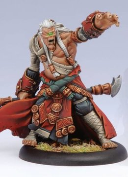 Skorne Cyclops Shaman Light Warbeast