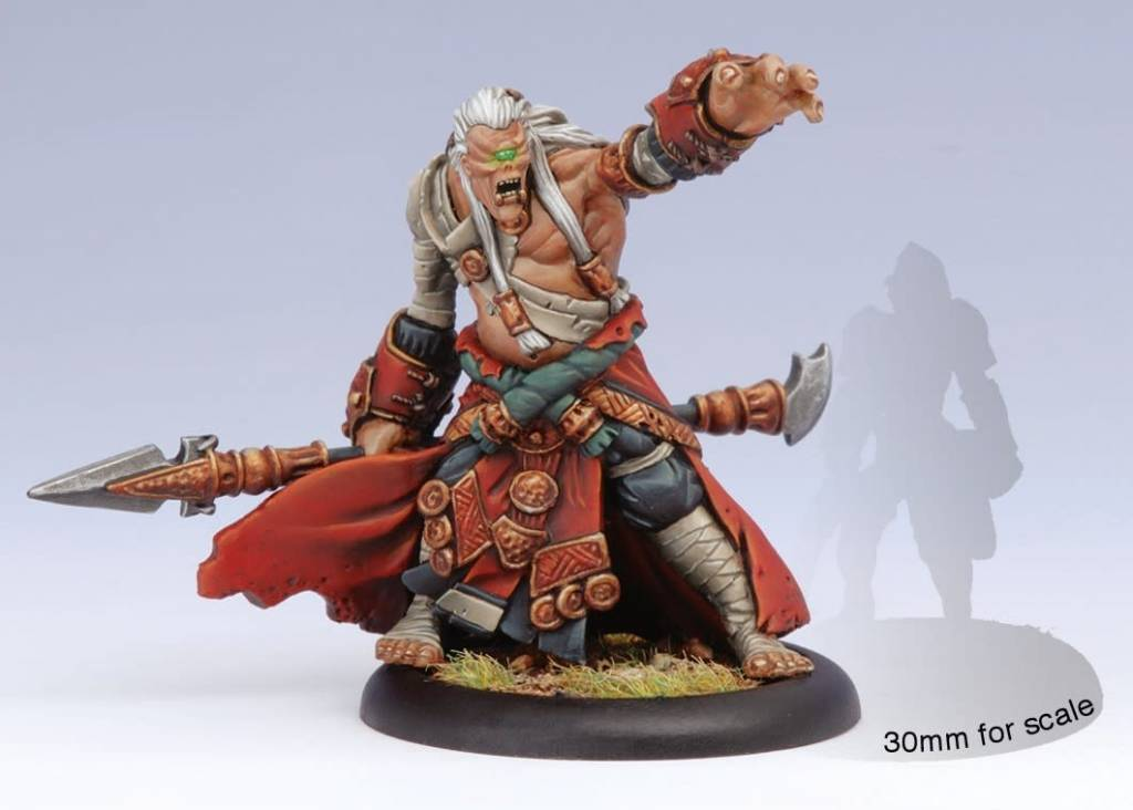 Skorne Cyclops Shaman Light Warbeast