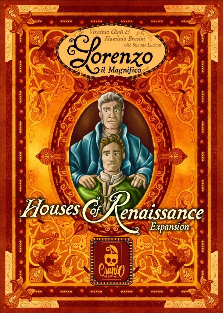 Lorenzo le Magnifique: Maisons de la Renaissance