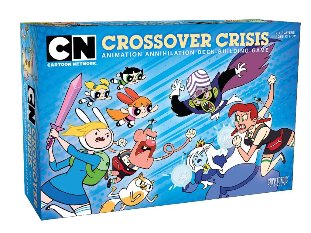 Cartoon Network Deck Building Game Animation Annihilation