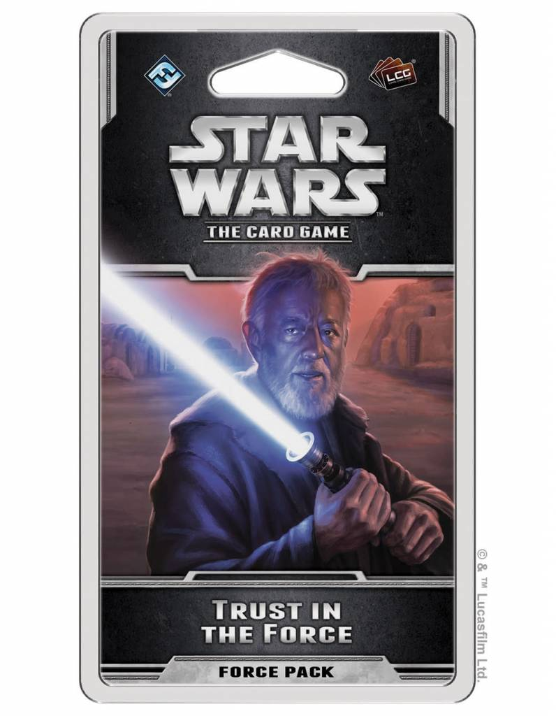 Star Wars LCG - Trust in the Force
