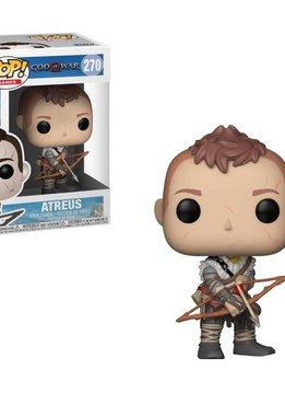 Pop God of War Atreus