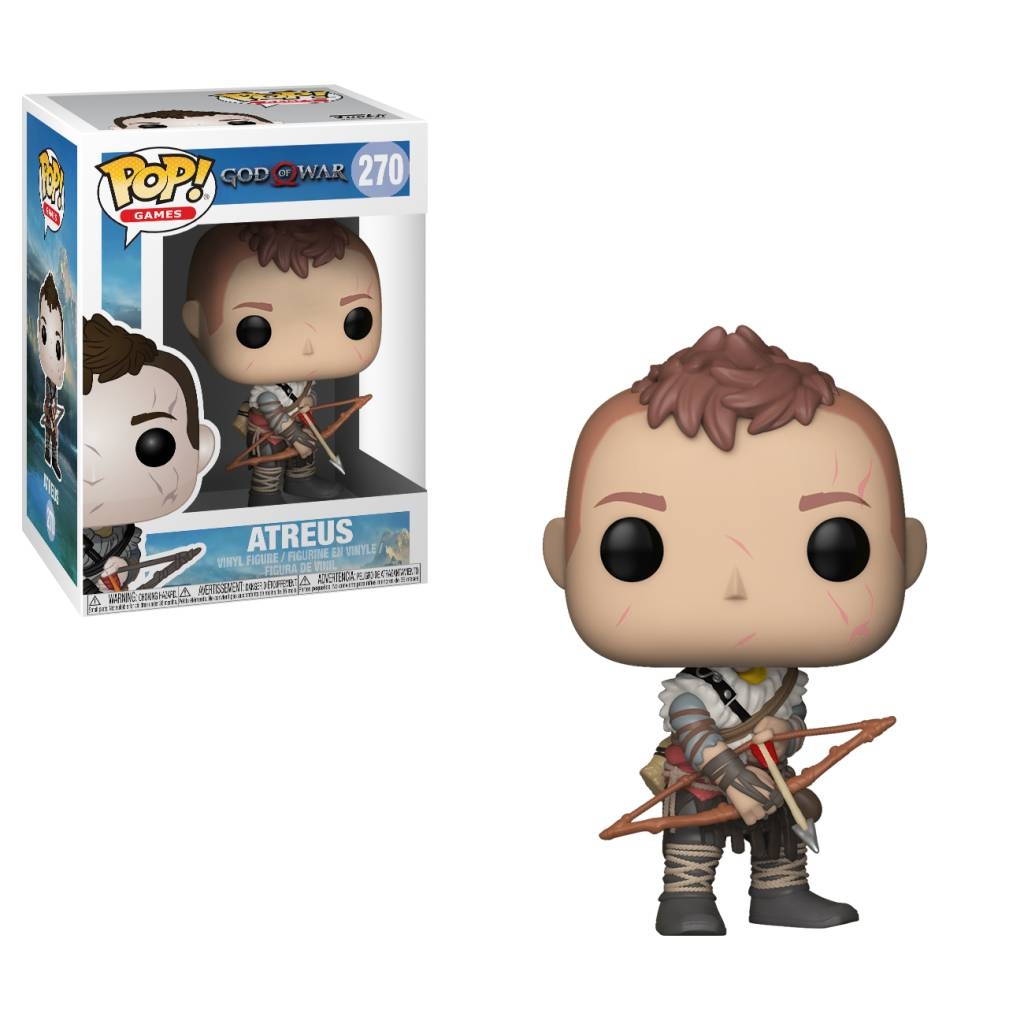 Pop God of War Atreus