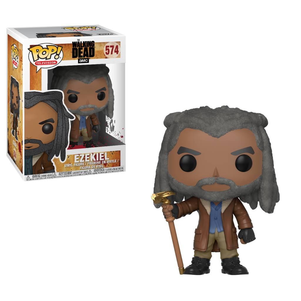 Pop The Walking Dead - Ezekiel
