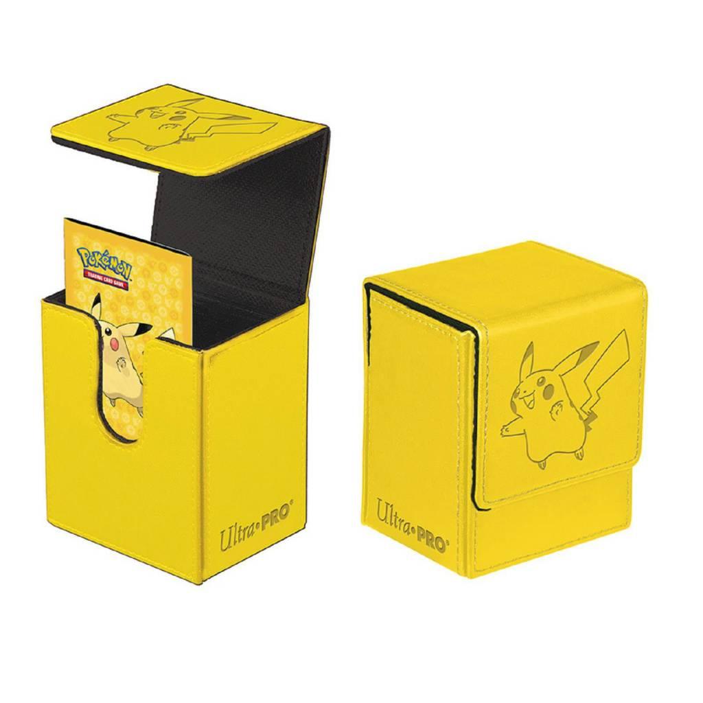Pikachu Flip Deck Box