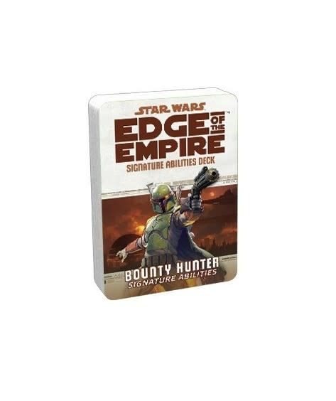 SW RPG Bounty Hunter Signature Abilities