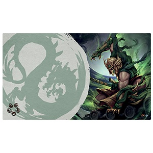 LOTFR: Master of the High House of Light Playmat