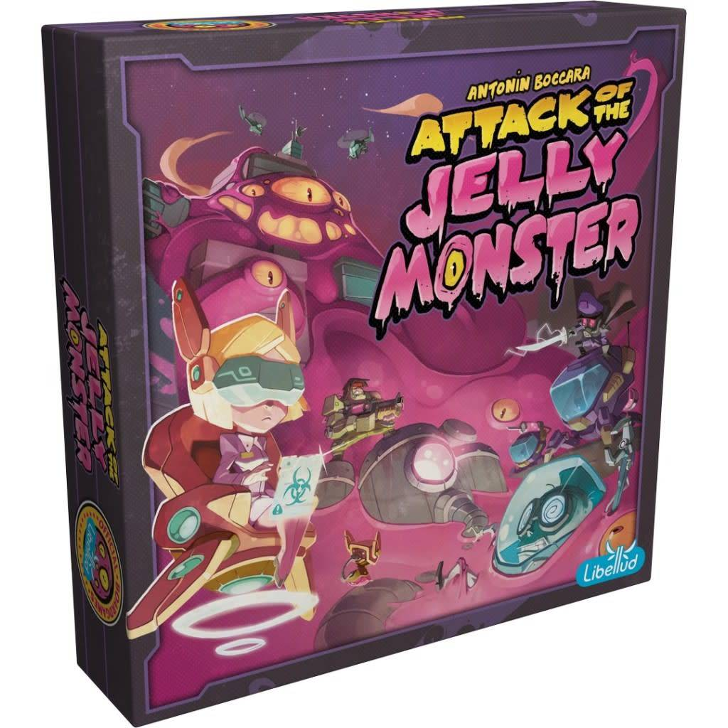 Attack of the Jelly Monster (FR)