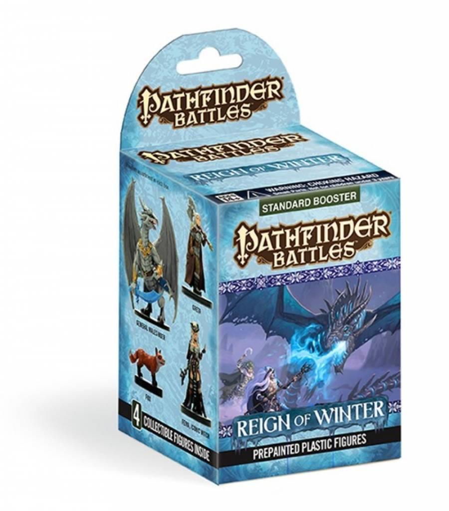 Pathfinder Battles Reign of Winter Brick