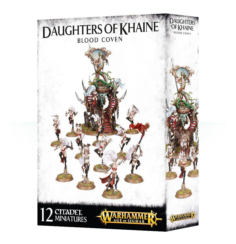 Daughters of Khaine Blood Coven