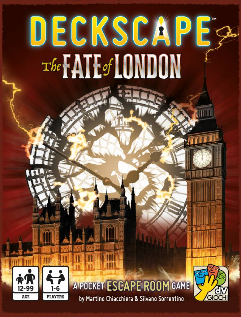 Deckscape - The Fate of London