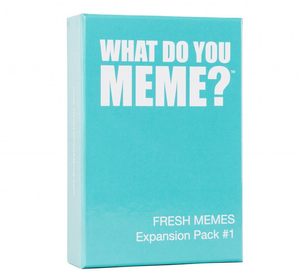 What Do You Meme: Fresh Memes Expansion