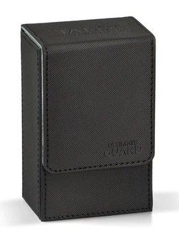 Deck Box: Tarot Flip Xenoskin 70+ Black