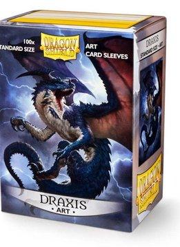 Dragon Shield Art - Draxis