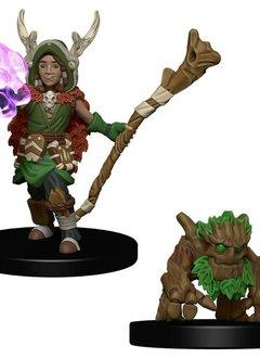 Boy Druid - Tree Creature Minis
